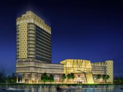 酒店照明夜景设计塑造酒店高端星级品牌形象