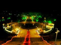 公园景观亮化照明设计方案