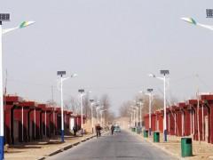 新农村太阳能路灯照明设计方案