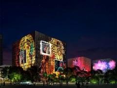佛山东平文化综合体-户外照明工程