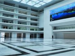 济南龙奥资产运营有限责任公司综合服务楼-室内新宝6登录注册官网工程
