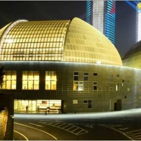 省文化艺术中心(大剧院)-景观照明工程