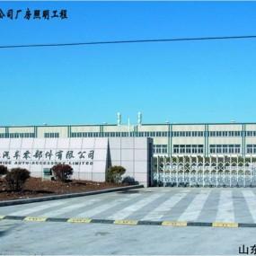 济南沃德汽车零部件有限公司-工业雷竞技app官网工程