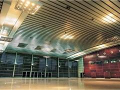 烟台市国际会展中心-室内雷竞技app官网工程