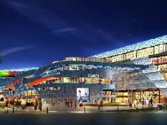 海口城市景观亮化工程第一阶段示范段海口湾已顺利收官