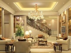 室内照明环境气氛的营造—室内照明方案