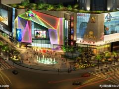 商场亮化照明方案