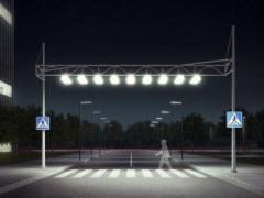 【新型道路照明系统】马路安全性升级
