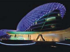 几种常见的户外景观亮化照明设计方案