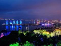 """""""夜经济""""——现代城市经济发展的新动力"""