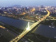 南京提升夜景照明 让城市流光溢彩