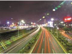 深圳光明新区多措并举提升道路照明