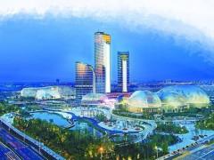 山东省会文化中心大剧院亮化工程-户外亮化