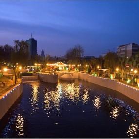 济南环城河——做中国最干净最美丽的护城河!