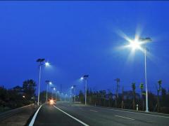 3032盏LED路灯 10年节电收益超千万
