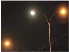 印度将东德里所有传统路灯更换为LED路灯