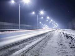 寒冷天气里LED是道路照明的理想选择