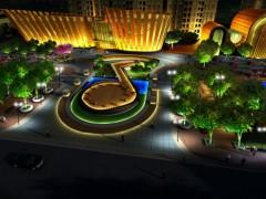 灯港照明小区景观亮化照明设计–营造优雅的环境, 提高生活质量