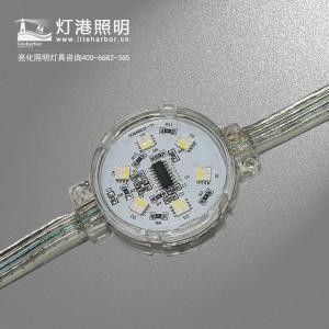 新款LED点光源 户外雷竞技二维码下载工程款 LED点光源定制ios雷竞技
