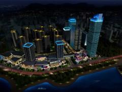城市LED雷竞技二维码下载工程怎样实现节能低碳?-户外雷竞技app官网工程