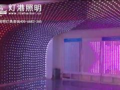 LED点光源效果/户外楼体桥梁亮化工程首选