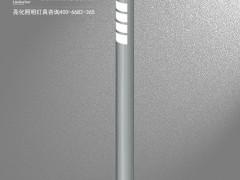 LED 草坪灯 钢化玻璃透光罩柱头灯 价格实惠草坪灯
