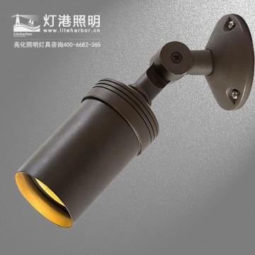 LED 单向壁灯 180°灯光角度调节 简洁大体