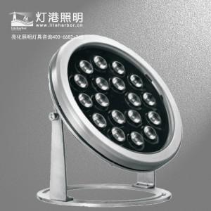 DG6351-LED水底灯专业厂家 广场喷泉亮化七彩防水水底灯工程厂家