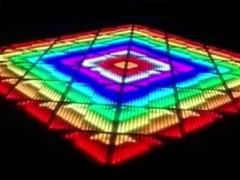 LED地砖灯 太阳能正方块/长方块户外室内地砖灯 灯港雷竞技app官网