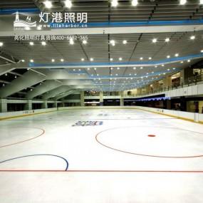 溜冰场馆照明