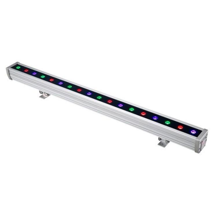 DG5058NET-LED洗墙灯线条灯18w 大功率RGB七彩遥控户外亮化工程