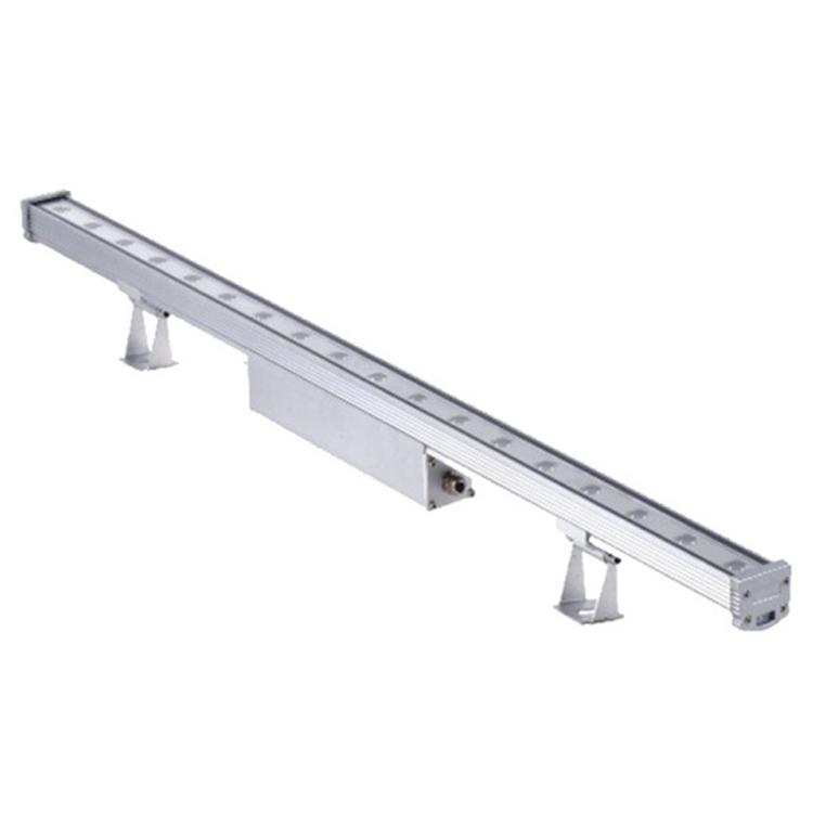 DG5061NET-LED洗墙灯大功率户外防水线条灯线型七彩外墙灯投射桥梁灯