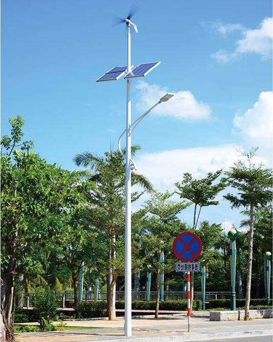 DG-A502 LED太阳能路灯