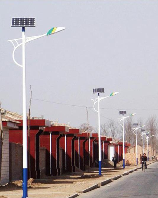 DG-A1404 LED太阳能路灯