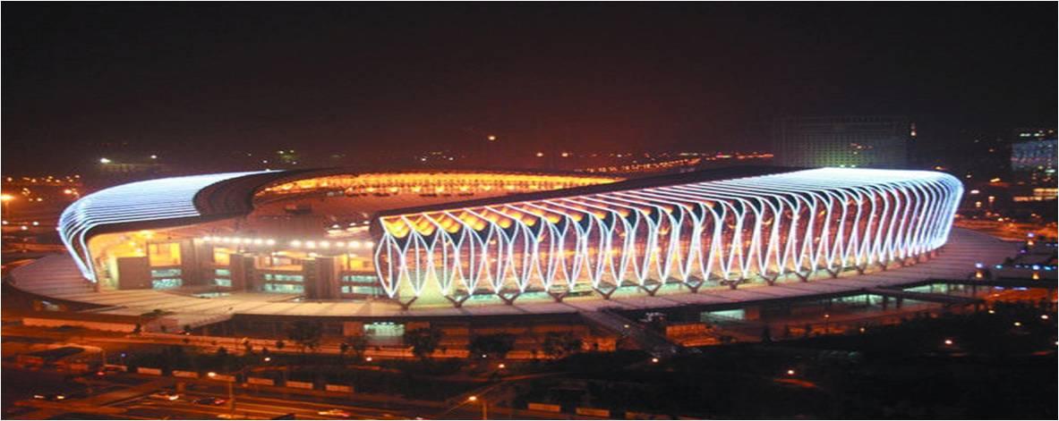 济南奥运中心项目