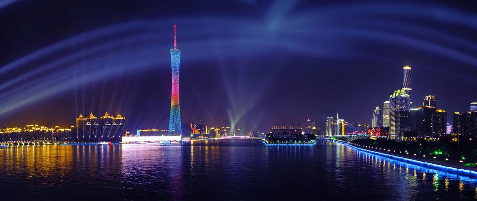 广州塔-景观照明工程