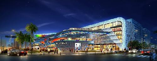 城市亮化照明方案