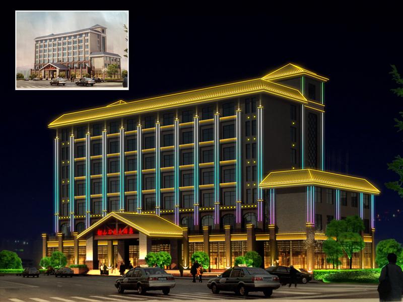 酒店照明工程方案