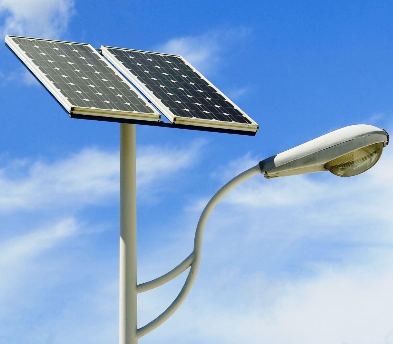 太阳能LED