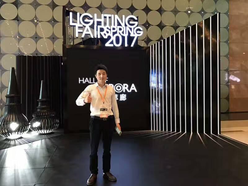 2017香港国际春季灯饰展-4