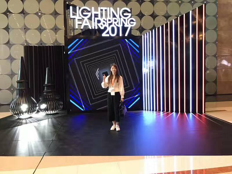 2017香港国际春季灯饰展-6