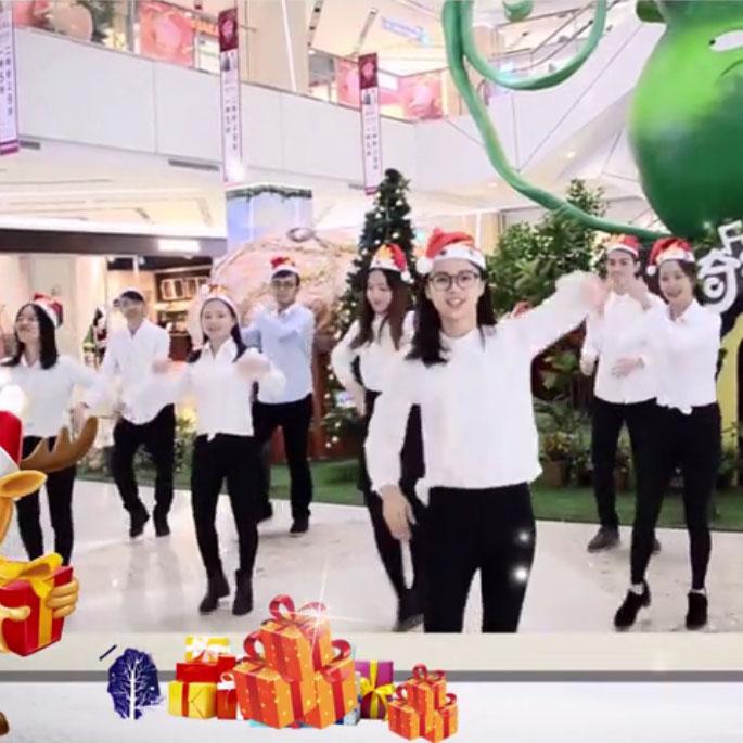 2016灯港照明创意圣诞祝贺片