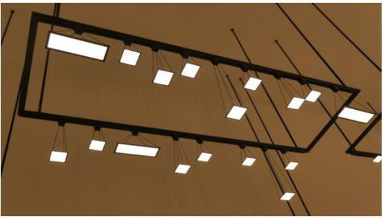 """新一代OLED照明技术,科学健康缔造光明""""视""""界"""