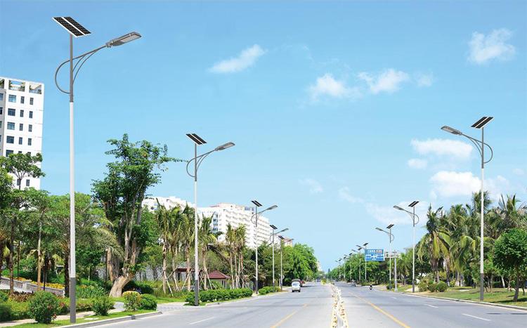 物联网路灯•智慧城市
