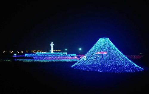 """滁州首届灯光音乐节8.12举行 6000万颗LED灯将同时""""绽放"""""""