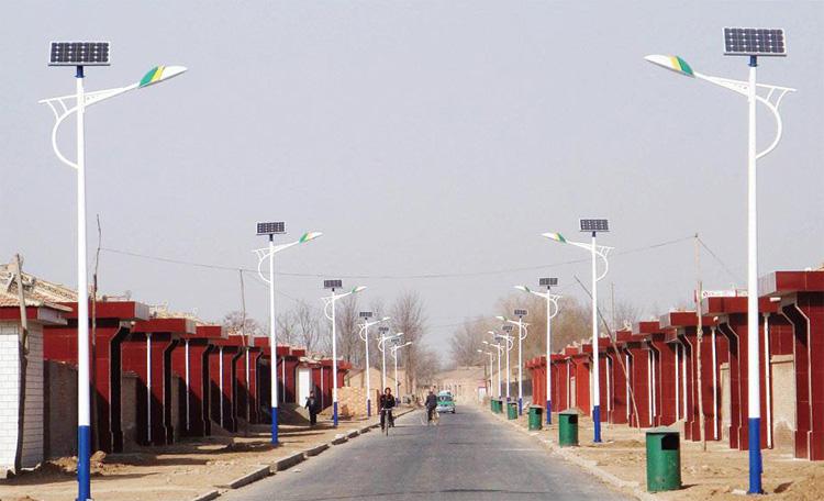 #普及# LED太阳能路灯的常见故障