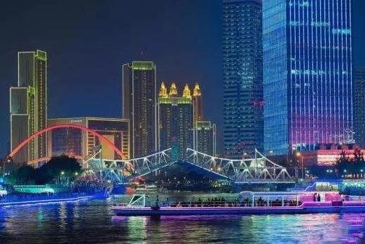 天津全运会,一场盛大的视觉盛宴