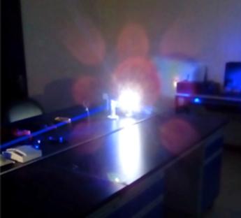 雷射光源路灯世界首次测试即将在中国福州进行