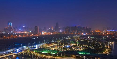 温州世纪公园演绎光影盛宴 超炫照明设计获全国行业大奖