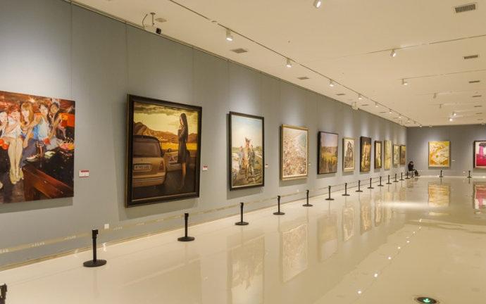 山东美术馆设计